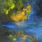 Reflets - Reflections Art Print