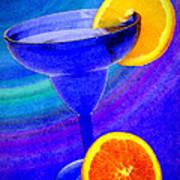 Refreshing Drink Art Print