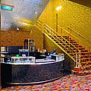 Refreshment Stand Radio City Music Hall Art Print