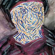 Refugee Europe -99 Art Print