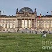 Reichstag Berlin Germany Art Print