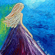 Rejoice In Hope Art Print by Lauretta Curtis