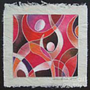 Reki IIi - Dance For Joy Art Print