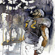 Release The Ravens Art Print by Michael  Pattison