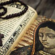 Religious Concept Art Print