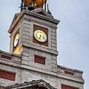 Reloj De Gobernacion 2 Art Print