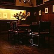Rembrandt House - Interior 1 Art Print