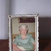 Remembering Grandma Art Print