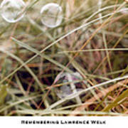 Remembering Lawrence Welk Art Print by Lorenzo Laiken