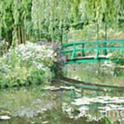 Remembering Monet  Art Print