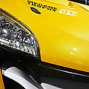 Renault Megane Trophy V6 Art Print