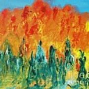 Renewal Art Print by Mounir Mounir