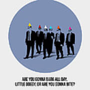 Reservoir Dogs Poster  Art Print