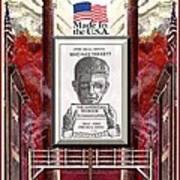 Reshoring The American Dream Art Print