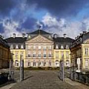 Residence Castle Arolsen Art Print