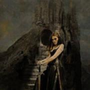 Respite Of Andraste - Fantasy Art Print