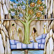 Resurrection Island Art Print