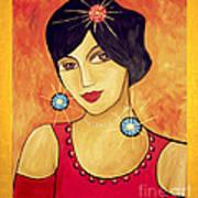 Retro 113 - Marucii Art Print