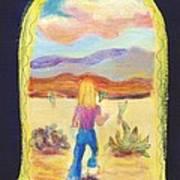 Returning To Arizona Art Print