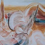 Revival Angels In The Desert Art Print