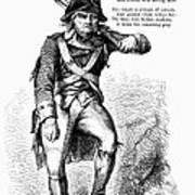 Revolutionary Soldier Art Print