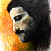 Rhapsody - Freddie Mercury Art Print
