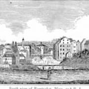 Rhode Island, Usa, 1839 Art Print