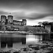 Rhuddlan Castle Art Print