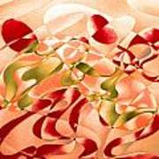 Rhythmic Contentment Art Print