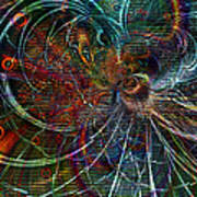 Rhythmic Patterns Art Print