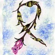 Ribbon In The Sky Art Print