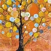 Rich Tree Art Print