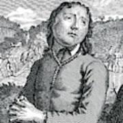 Richard Hurst  Catholic, Hanged Art Print