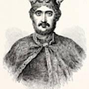 Richard I Art Print