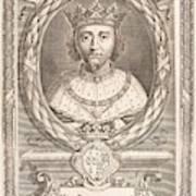 Richard II Art Print