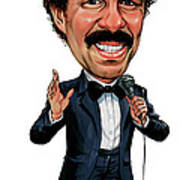 Richard Pryor Art Print