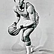 Rick Barry Art Print