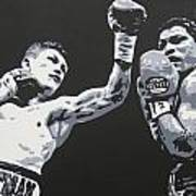 Ricky Hatton 2 Art Print