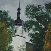 Riesa Germany Art Print