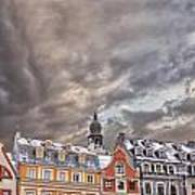 Riga Architecture Art Print