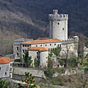 Rihemberk Castle Art Print