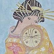 Rika Art Print