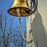 Ring My Bell Art Print