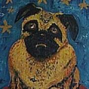 Ringodog Art Print