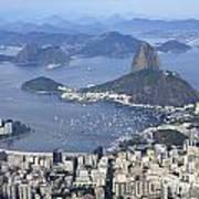 Rio De Janeiro 1 Art Print