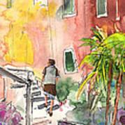 Riomaggiore In Italy 02 Art Print
