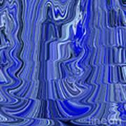 Ripple Abstract Art Print