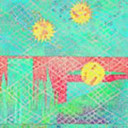 Rita's Meadow Art Print