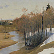 River Kordonka Art Print