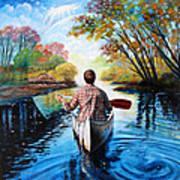 River Of Dreams Art Print